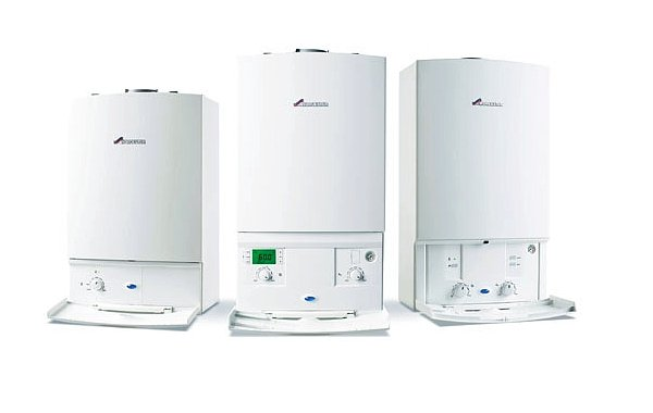 different boilers